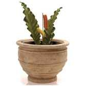 vases modele lipa planter surface marbre vieilli bs3048ww