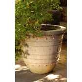 vases modele bali planter giant surface granite bs3043gry