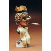 figurine artistique salvador dali portrait de picasso sd06