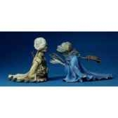 figurine artistique salvador dali tristan et iseult sd07