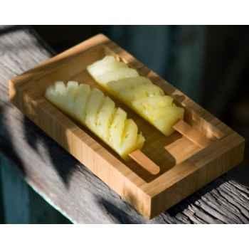 Assiette Bambou 11x20 Silodesign -PLATEL3