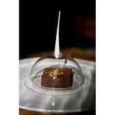cloche silodesign avec bouton silicone cloche115