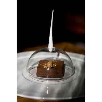 Cloche Silodesign avec bouton silicone -Cloche115