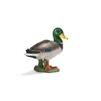 Figurine Schleich Animaux de la ferme Canard -13654