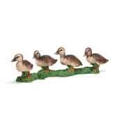 figurine schleich animaux de la ferme caneton 13655