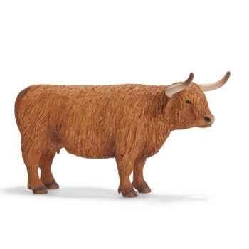 Figurine Schleich Animaux de la ferme Vache Highland -13659