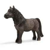 figurine schleich chevaux etalon shetland 13662