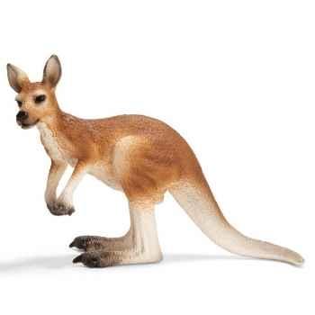 Figurine Schleich Afrique Kangourou mâle -14607
