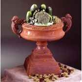 vases modele french planter surface granite bs3027gry