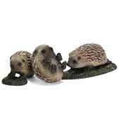 figurine schleich animaux europe bebes herisson 14623