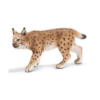 Figurine Schleich Animaux Europe Lynx femelle -14627