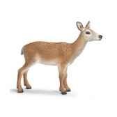 figurine schleich animaux europe biche rouge 14630