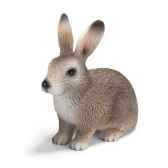 figurine schleich animaux europe lapin sauvage 14631