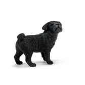 figurine schleich chien carlin femelle 16382