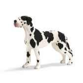 figurine schleich chienne dog allemand 16384