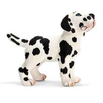 Figurine Schleich chien Dog allemand chiot -16385