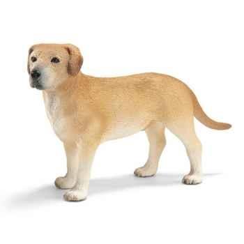 Figurine Schleich chien Labrador mâle -16386