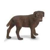 figurine schleich chien labrador femelle 16387