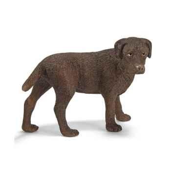 Figurine Schleich chien Labrador femelle -16387