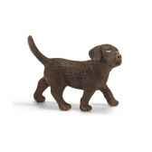 figurine schleich chien labrador chiot 16388