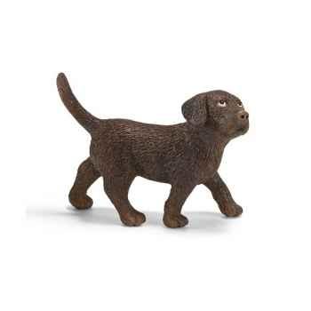 Figurine Schleich chien Labrador chiot -16388