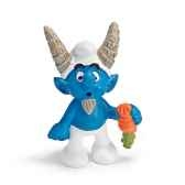 figurine schleich astrologie schtroumpf capricorne 20717
