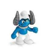 figurine schleich astrologie schtroumpf belier 20720