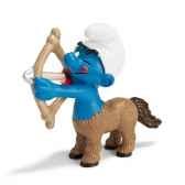 figurine schleich astrologie schtroumpf sagitaire 20728
