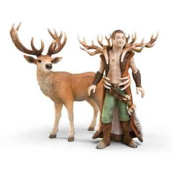 Figurine Schleich Elfes Apricum -70430