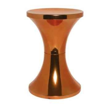 Tabouret Branex Design Tam Tam Chrome Orange Brillant -15035