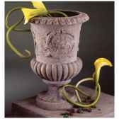 vases modele victorian urn surface marbre vieilli bs2101ww