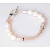 bracelet saheperles blanches les joyaux de la couronne