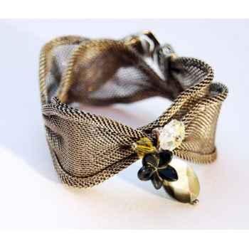 Bracelet/Collier METAL 2 en 1 Les Joyaux de la Couronne