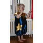 costume robe belle etoile 3 5 ans