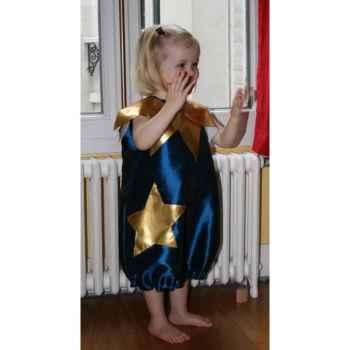 Costume Robe Belle étoile 3-5 ans