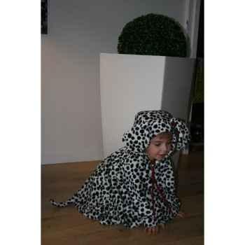 Costume Poncho Dalmatien 3-5 ans