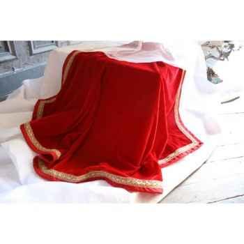 Accessoire Traine Velour rouge Joséphine Impératrice TU