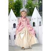 costume robe marquise de pompadour 6 7 ans sans jupon