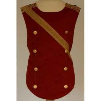 Plastron pour costume Napoléon réversible 6-8 ans