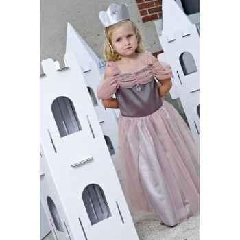 Costume Robe Petite princesse 3-4 ans
