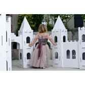 costume robe petite princesse 5 6 ans