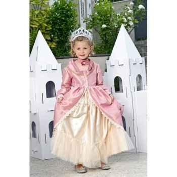 Costume Jupon ivoire Marquise de Pompadour 4-5 ns