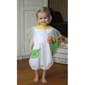 costume robe reine marguerite 3 5 ans