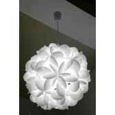 luminaire supension raouraba e60 blanche designheure se60b