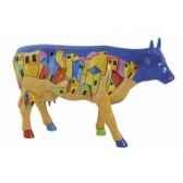 vache cow parade vibrant village par liberty station 46474