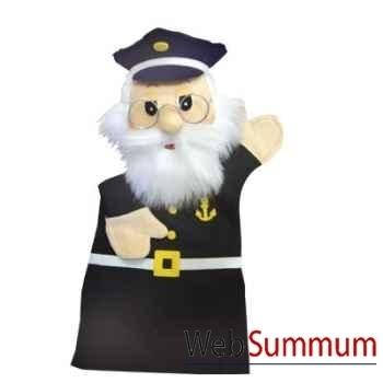 Marionnette Capitaine Marin Anima Scéna 22585a