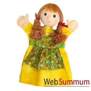 Marionnette Fille Anima Scéna 22593A
