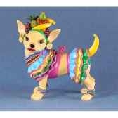 figurine chien chihuahua chi chi miranda 13387