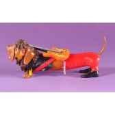figurine hot diggity rockstar hot16473