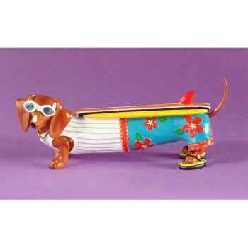 Figurine Hot Diggity Surfer -hot16475